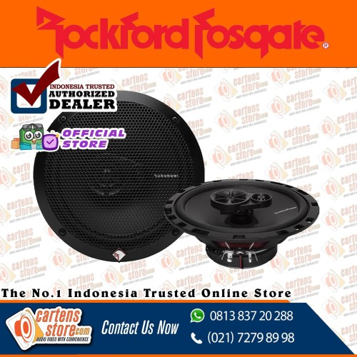"Foto Produk Speaker Coaxial 6"" Rockford Fosgate R165X3 By Cartens Store dari Cartens Store"