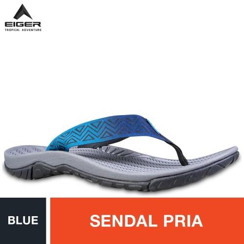 Foto Produk Eiger Caldera Pinch 1.0 Sol Dark Grey Pattern - Blue - Biru, 38 dari Eigerindo Store