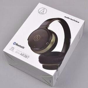 Foto Produk Headphone Wireless Audio Technica ATH-AR3BT HITAM dari Rekt S8