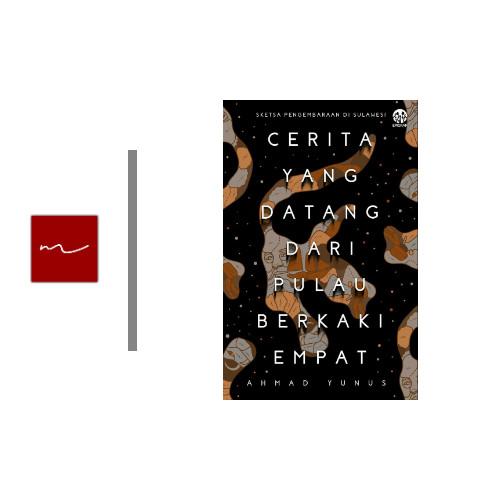 Foto Produk Buku: Cerita yang Datang dari Pulau Berkaki Empat dari Buku Malka