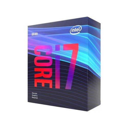 Foto Produk Intel Core i7 9700F Coffee Lake 8-Core 3.0 GHz Upto 4.7 GHz - LGA 1151 dari J&J online
