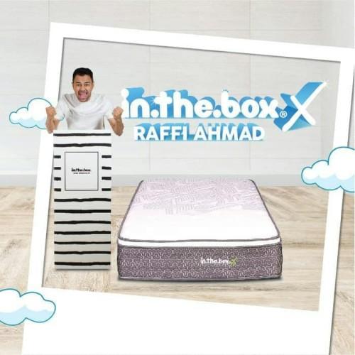 Foto Produk SPRING BED inthebox X size 100x200x27 Super Single KASUR IN THE BOX dari metha colektion