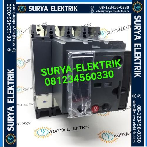 Foto Produk mcb mccb breaker NSX630F nsx630 nsx 630 f 630A 4pole + motor schneider dari SURYA-ELEKTRIK
