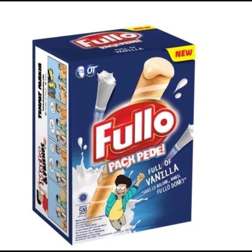 Foto Produk fullo wafer stick cream vanilla 1pack 24pcs dari snak & kembang gula