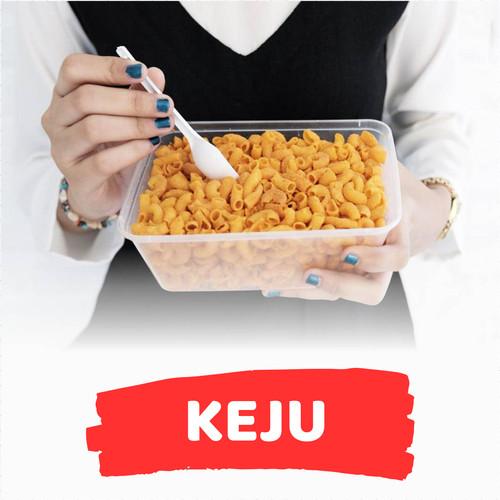 Foto Produk Macarina (Macaroni Nagih) Box Rasa Keju Cemilan/Snack Hitz Now - Level 0 dari Macarina Official Store