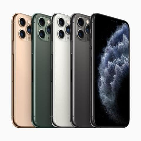Foto Produk APPLE IPHONE 11 PRO 64GB NEW BNIN ORIGINAL SINGAPORE - GOLD dari As Gadget Store