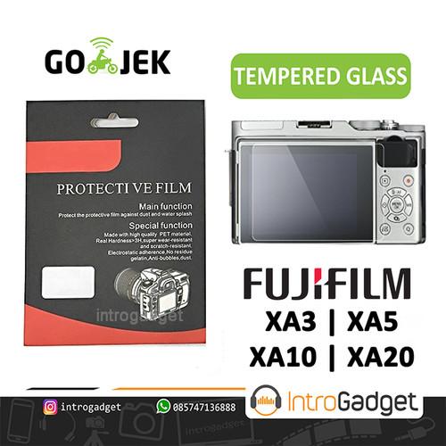 Foto Produk Tempered Glass XA3 XA5 XA10 XA20 XT1 XT2 Fujifilm Screen Protector dari Introgadget