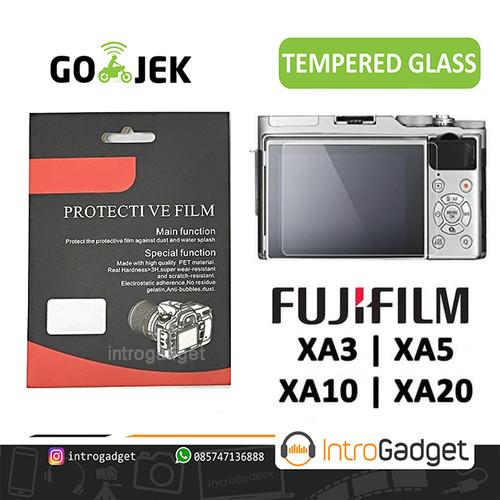 Foto Produk Tempered Glass Fuji XA3 XT1 XT2 Fujifilm Screen Protector dari Introgadget
