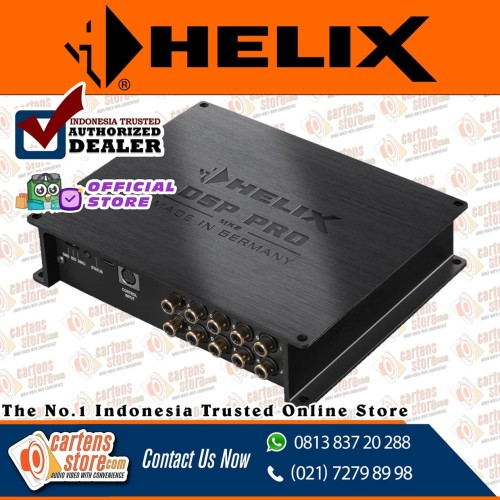 Foto Produk Processor Helix DSP Pro MK2 ( 8 to 10 Channel ) By Cartens Store dari Cartens Store