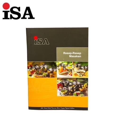 Foto Produk Buku Resep ISA dari Panci ISA