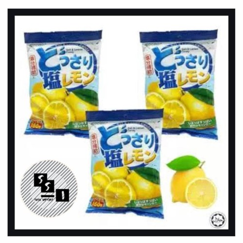 Foto Produk Cocon candy - salted n Lemon Candy dari Susu Import
