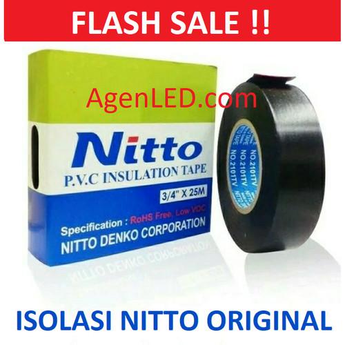 Foto Produk Isolasi Nitto / Isolasi Listrik Nitto dari AgenLED