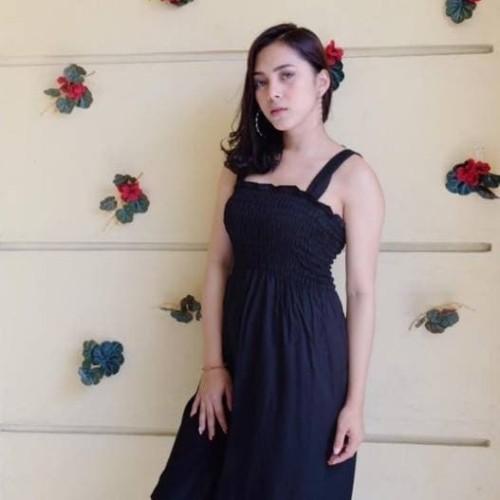 Foto Produk dress kerut tasya bali dari kei kei store
