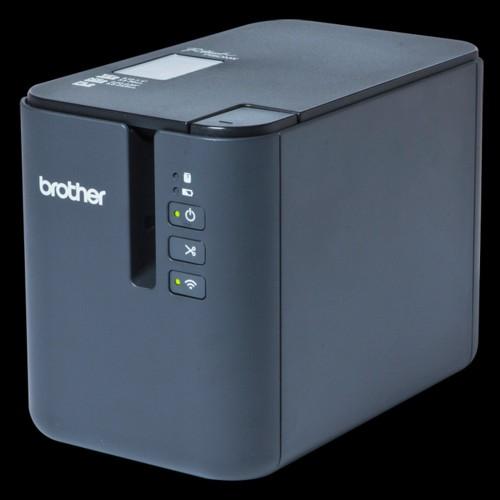 Foto Produk Brother Printer Label - Ptouch Label Maker PT-P900 SSFX3972 dari kiranna