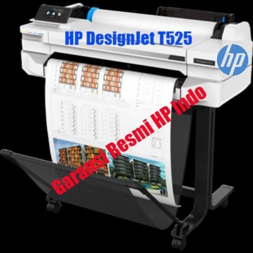 Foto Produk HP DesignJet T525 24-in A1 Printer SSFX4505 dari myrana