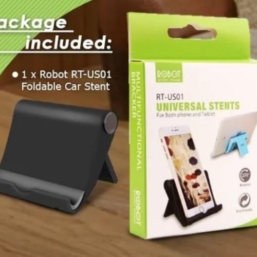 Foto Produk Robot UT-US01 dudukan stand holder handphone dari randi acc storee