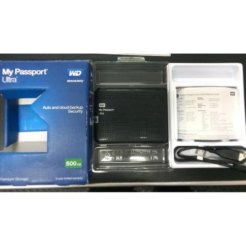 Foto Produk WD External 500GB - Full Isi --Movie Special-- dari Hardisk Isi Special