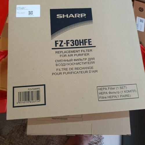 Foto Produk Replacement Filter Sharp Air Purifier FP-F30Y/FZ-F30HFE dari Daiva&Nadine