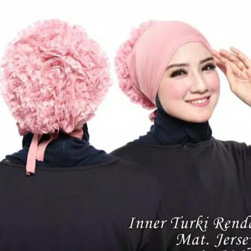 Foto Produk Inner Ciput Brokat Turki Anti pusing dari toko laris 70k