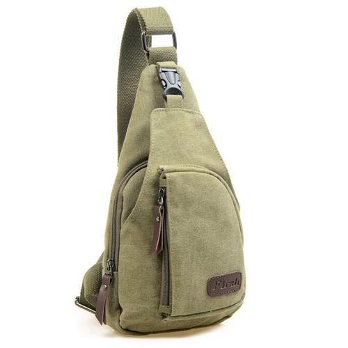 Foto Produk TAS SELEMPANG BODYPACK BAG B290 KECIL - Hijau dari Raja OB