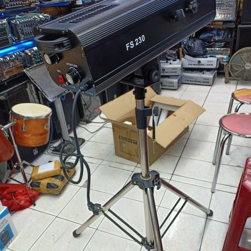 Foto Produk promo Follow spot 230watt manual 7R Mrek Gpro Lighting Profesional dari Galery Pro Audio