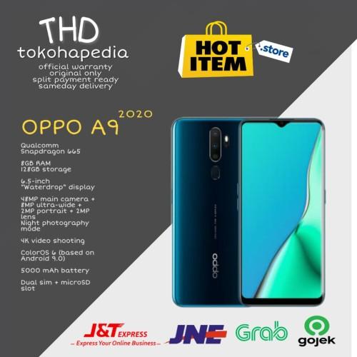 Foto Produk OPPO A9 2020 128GB (8GB RAM) Garansi Resmi Indonesia dari tokohapedia