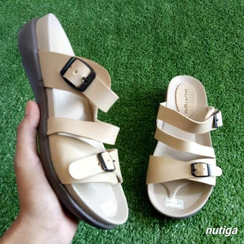 Foto Produk NUTIGA DIAZ Sandal Wanita Casual Cantik dari Dinasti Shoes
