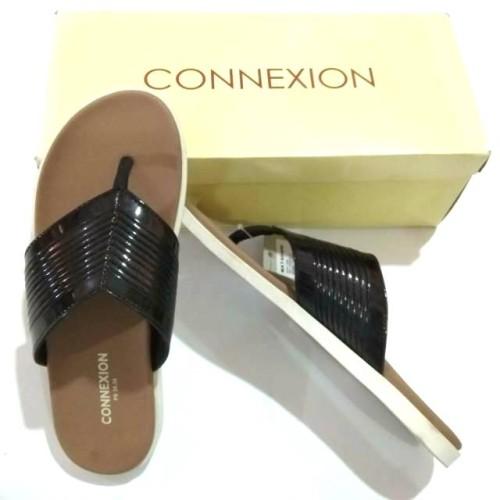 Foto Produk Connexion Sandal Jepit Cewek C59 dari Dinasti Shoes