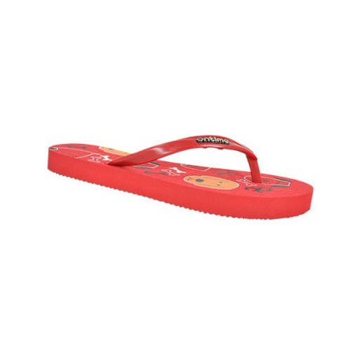 Foto Produk ONTIME CHOCO TEEN RED SANDAL ANAK dari Dinasti Shoes
