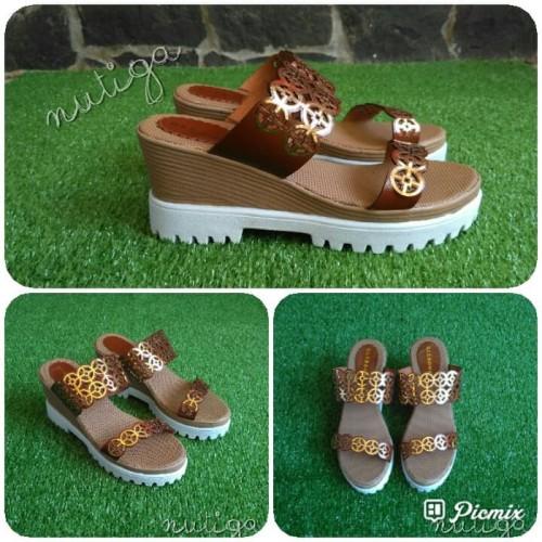 Foto Produk Belezza Sandal Selop Wanita dari Dinasti Shoes