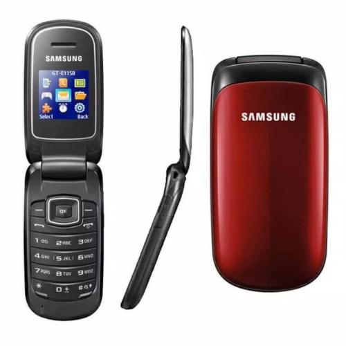Foto Produk Handphone Samsung Flip GT-E1150 news Refurbish dari gudang hp medan