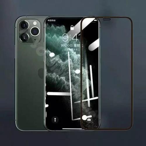 Foto Produk IPHONE 11 / 11 PRO / 11 PRO MAX TEMPERED GLASS FULL SCREEN FULL COVER - IPHONE 11 dari Urban Story