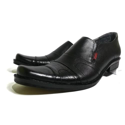 Foto Produk sepatu pantofel pantopel pria kulit asli sepatu formal pria dari rif&lif store
