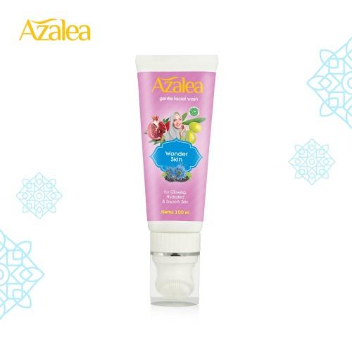 Foto Produk Azalea Facial Wash for Wonder Skin 100ml dari AZALEA OFFICIAL STORE