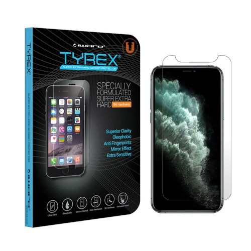 "Foto Produk Tempered Glass iPhone 11 Pro (5.8"") Tyrex Screen Protector dari unomax"