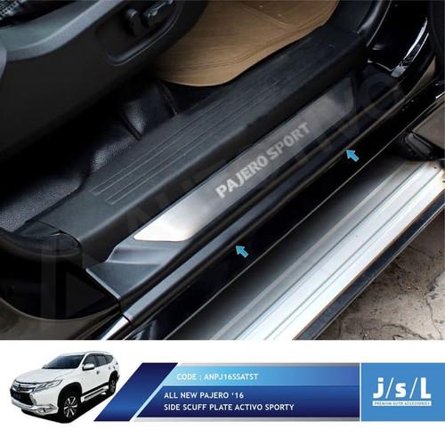 Foto Produk Sillplate Samping All New Pajero Activo Sporty Pijakan Kaki JSL dari Autotivo
