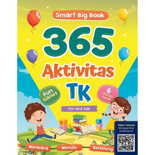 Foto Produk SMART BIG BOOK 365 AKTIVITAS TK dari Toko Kutu Buku