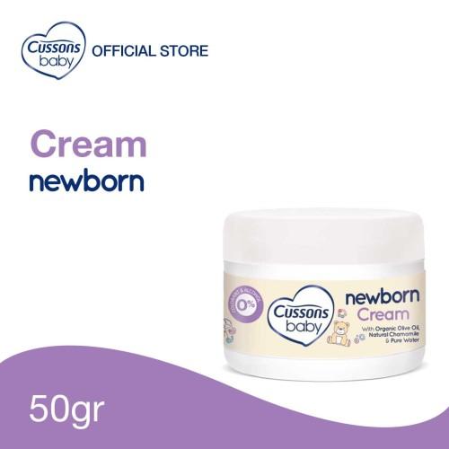 Foto Produk Cussons Baby Newborn Cream 50gr dari Cussons Official Store