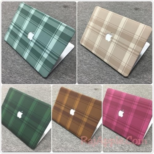 Foto Produk Paling Terpopuler New Plaid Leather Case Macbook Pro Retina 13 dari Markus Sutiono