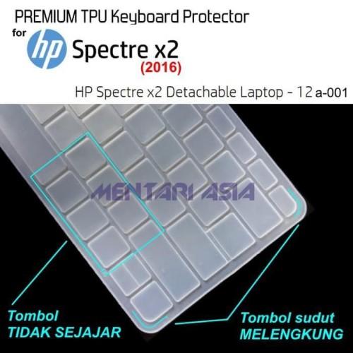 Foto Produk Paling Terpopuler Keyboard Protector Hp Spectre X2-12A001 2016 - dari Markus Sutiono