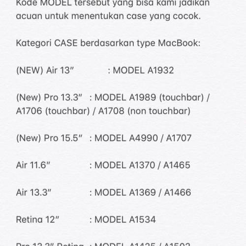 Foto Produk Ternama Dijual Macbook Case Matte Electric Blue Terlaris Terbaik dari Markus Sutiono
