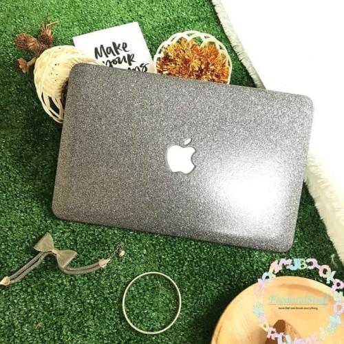 Foto Produk Paling Terlaris New Sparkle Case Ryl Black Macbook New Air Pro Retina dari Markus Sutiono