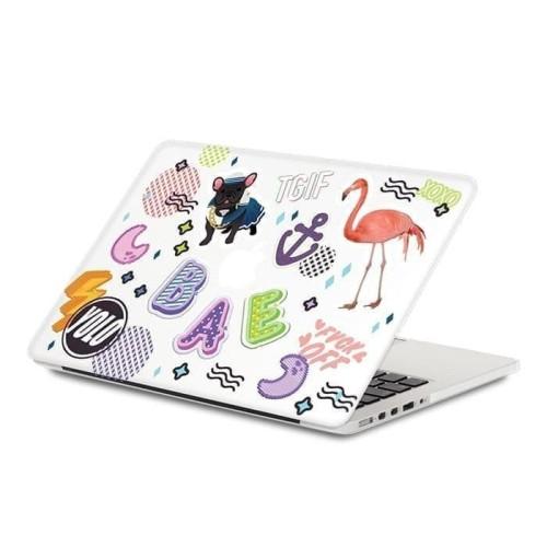 Foto Produk Ternama Coco Patches Macbook Custom Macbook Case Lariss Terbaru dari Markus Sutiono