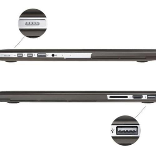 Foto Produk Terpopuler New Hard Case Macbook Pro 13 Retina Display Grey Gloss Abu2 dari Markus Sutiono
