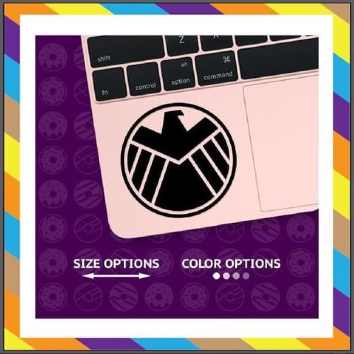 Foto Produk Ternama Lor.Co Decal Sticker Macbook Laptop Stiker Lucu Logo Superhero dari Markus Sutiono