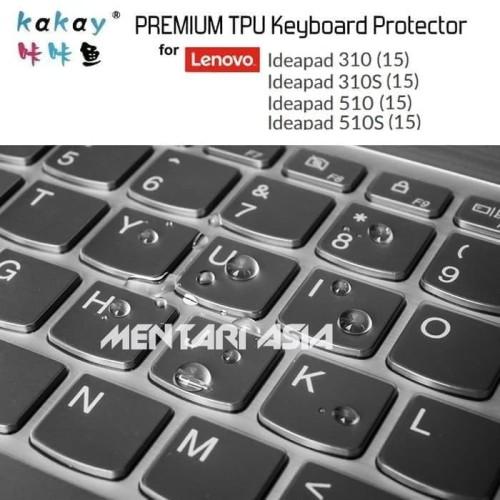 Foto Produk Paling Terlaris New Keyboard Protector For Lenovo Ideapad 310S 15 dari Markus Sutiono