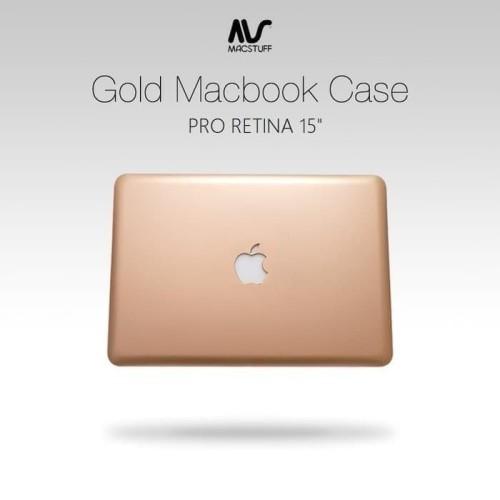 Foto Produk Terlaris Case Casing Cover Mac Book Macbook Pro Retina 15 Inch Gold dari Markus Sutiono