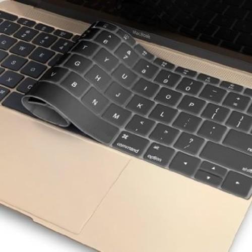Foto Produk Big Sale Dijual Keyboard Silicone Cover Protector Skin For Macbook 12 dari Markus Sutiono