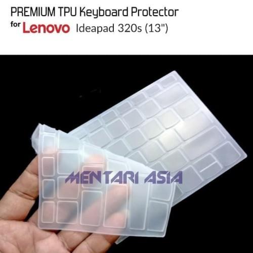 Foto Produk Paling Terlaku Keyboard Protector Lenovo Ideapad 320S-13 - Premium Tpu dari Markus Sutiono