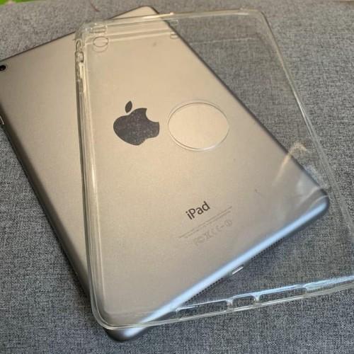 Foto Produk Ternama New Ultra Thin Jelly Case Ipad Air 1 Hitam Terlariss Terheboh dari Markus Sutiono